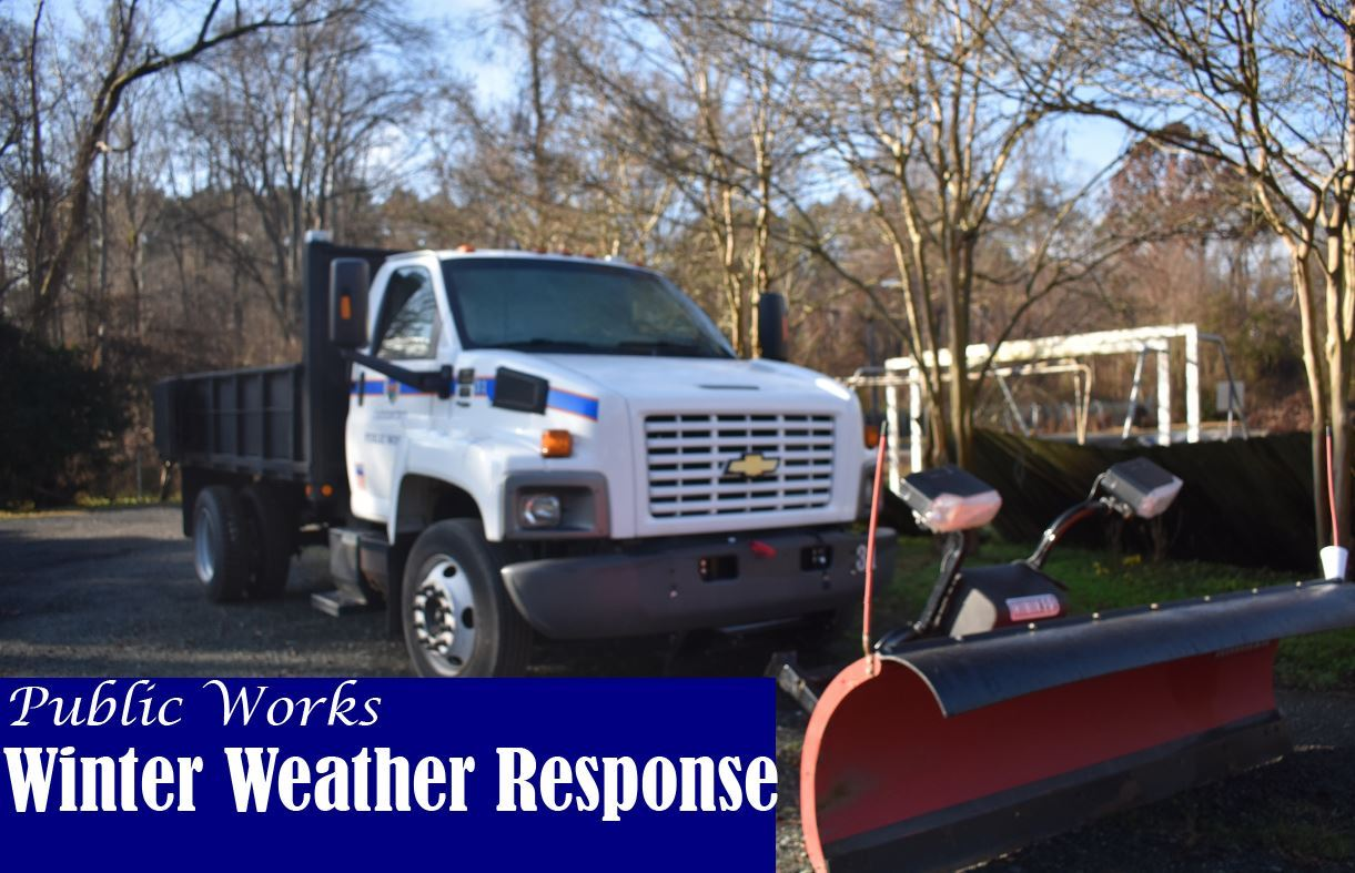 Winter wx public works